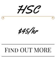 Prices HSC